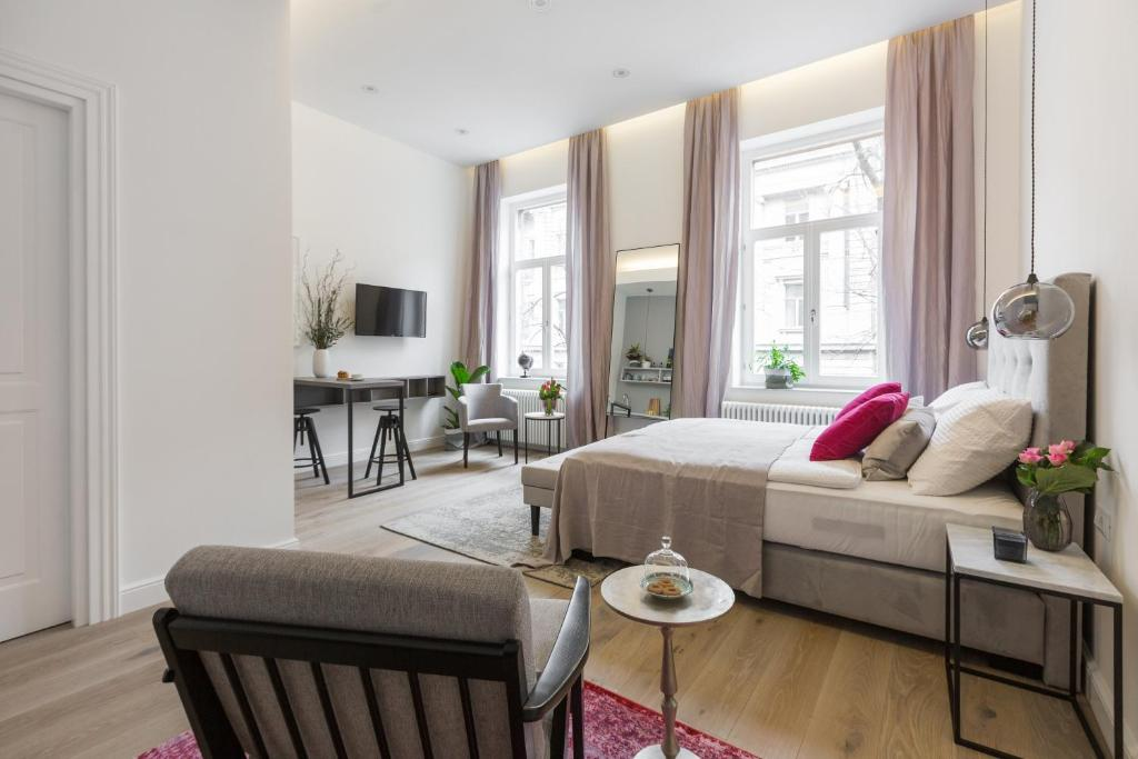 Montevideo Deluxe Apartments