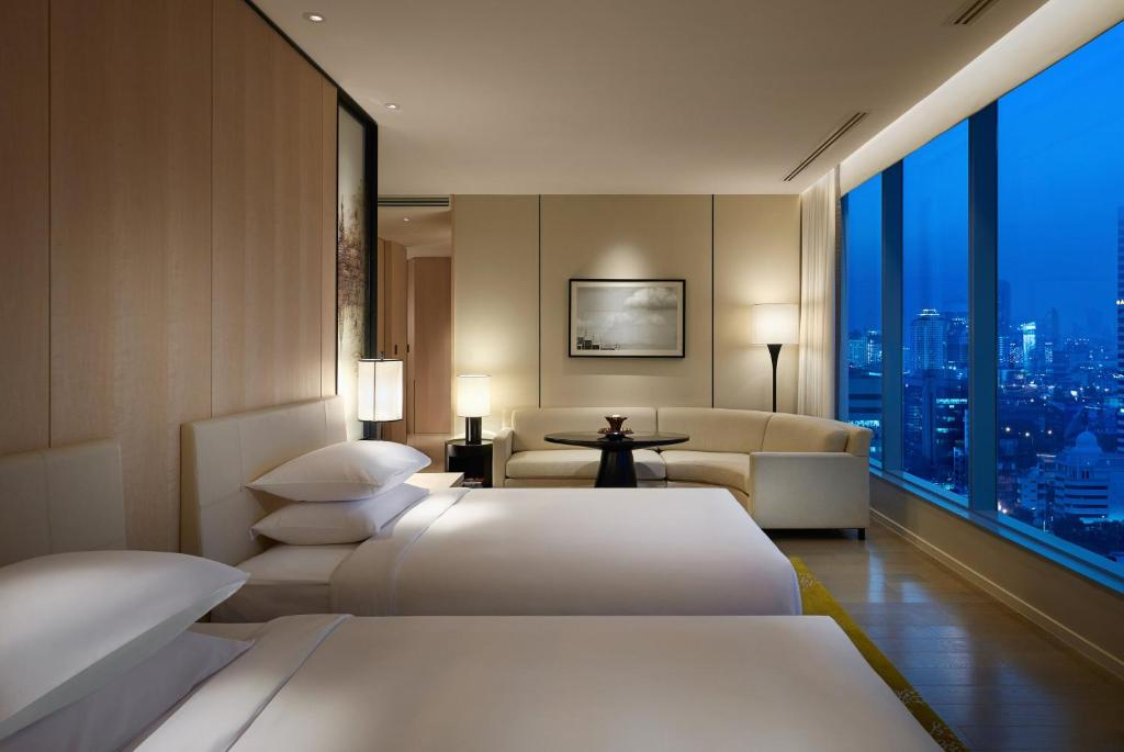 Hotels Bangkok With Smoking Rooms