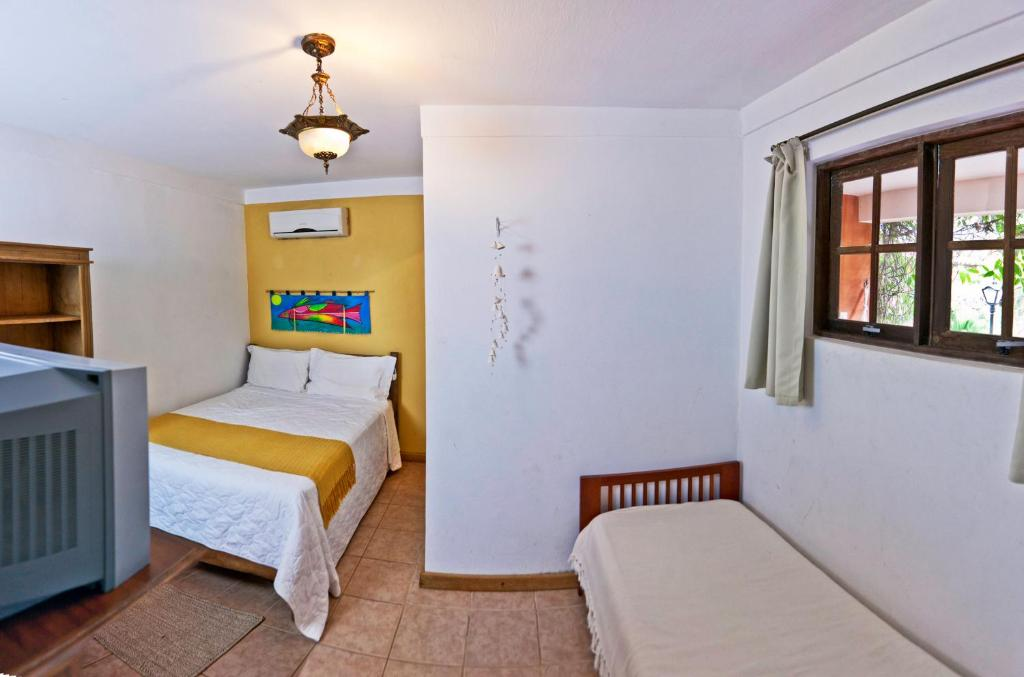 Standard Double Room Pousada Terra Madre