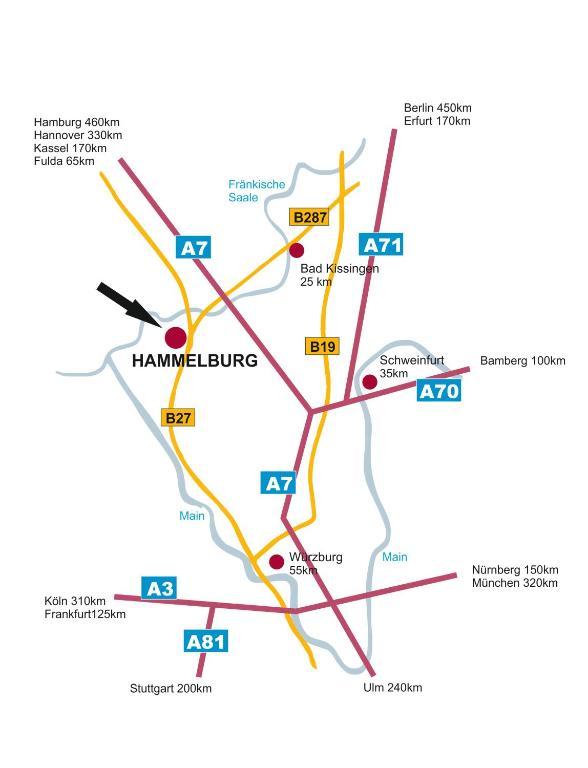 Hotel deutsches haus hammelburg informationen und for Traditionelles deutsches haus