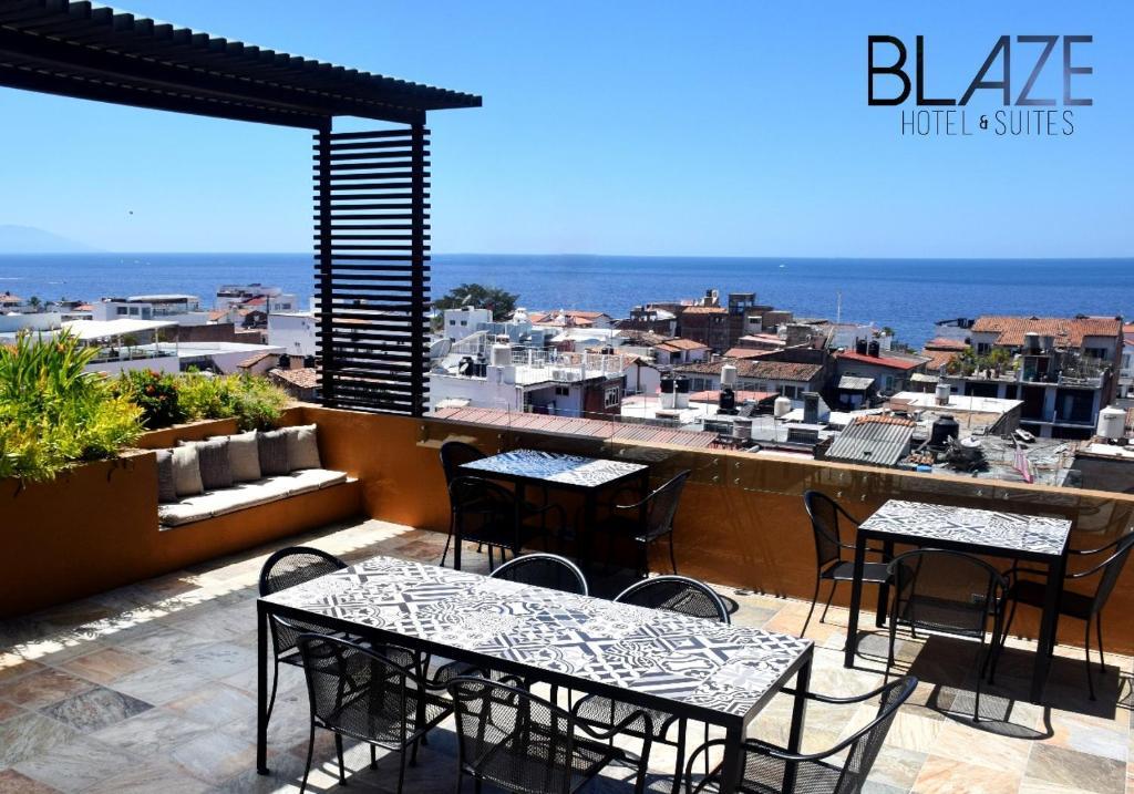 BLAZE Hotel & Suites