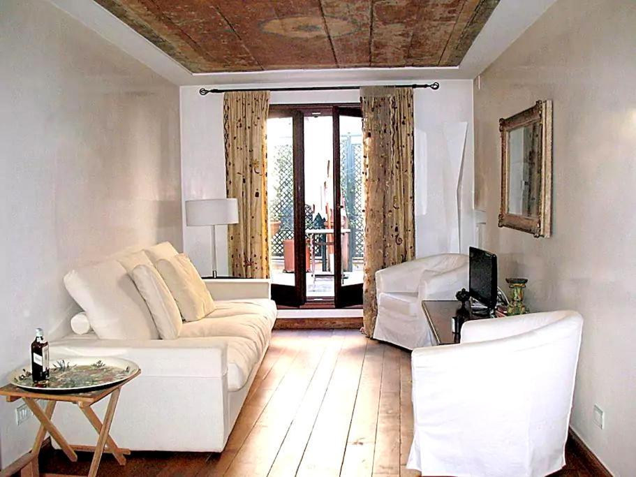 Venetian House With Terrace