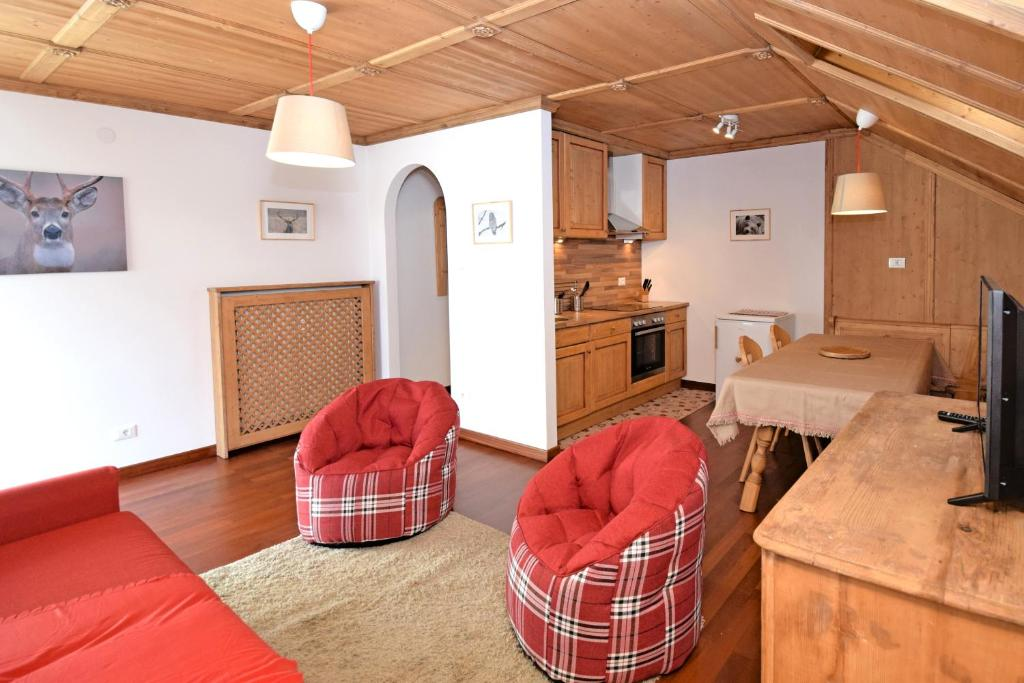 Aurturist Appartamento 124, Appartamento San Candido