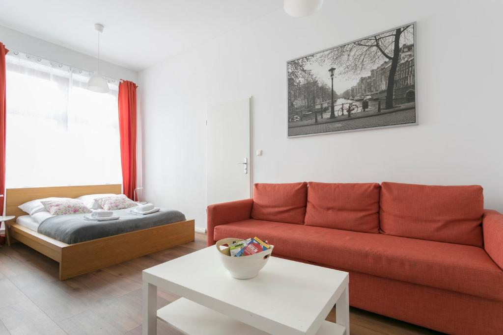 Family Studio Apartment for 4