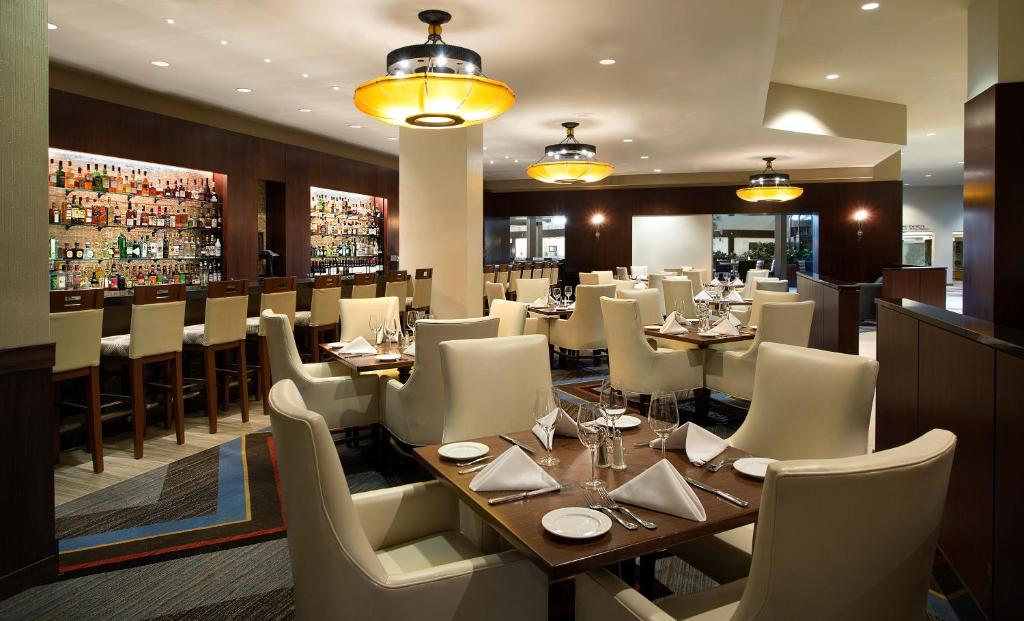Hilton Bellevue - Bellevue - online booking - ViaMichelin