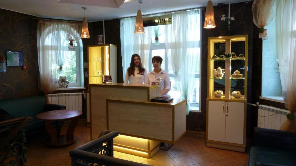Hotel on Porokhovskaya