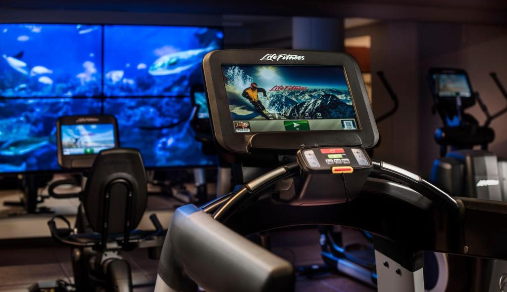 Conrad Hotels Fitness