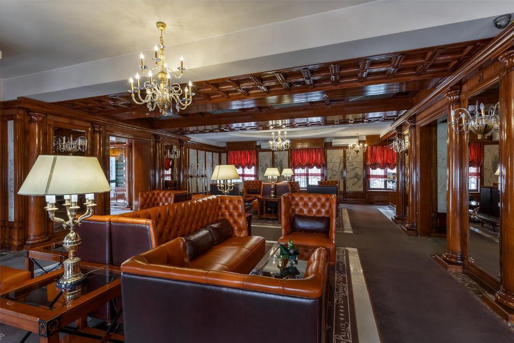 BOUTIQUE HOTEL AMBASSADORI MOSCOW