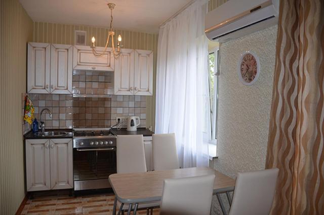 Апартаменты на Циолковского3а