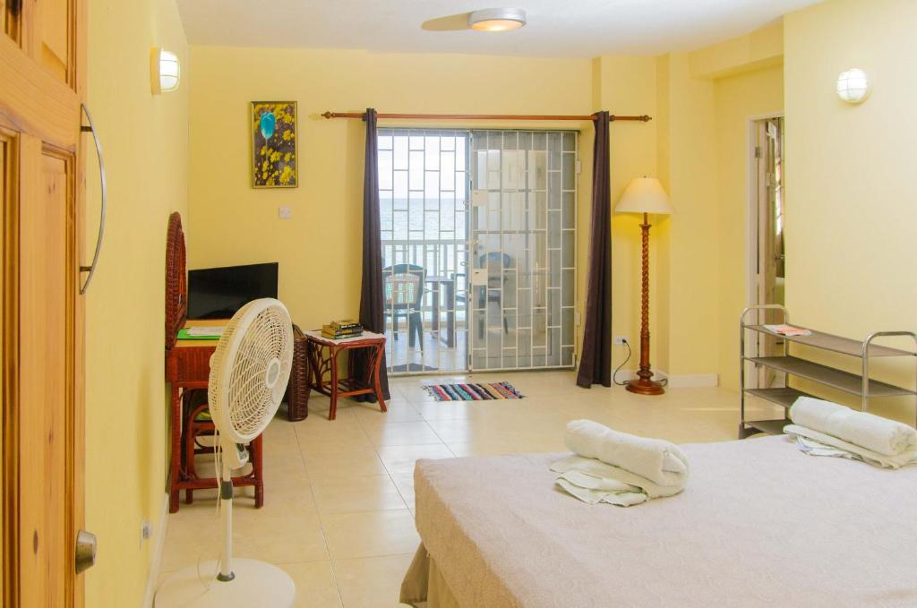 Apartment with Sea View Ferienwohnung Barbados - Bed and Breakfast