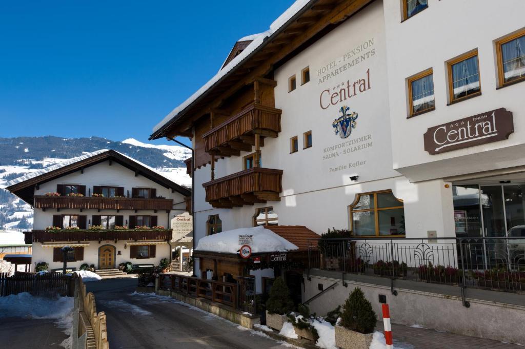 Hotel Pension Central Fugen