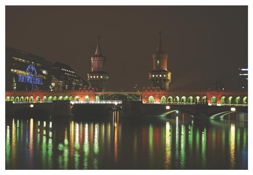 Industriepalast hostel hotel berlin berlin for Trendige hotels in berlin