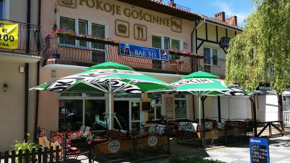 noclegi Mielno Bar Bis
