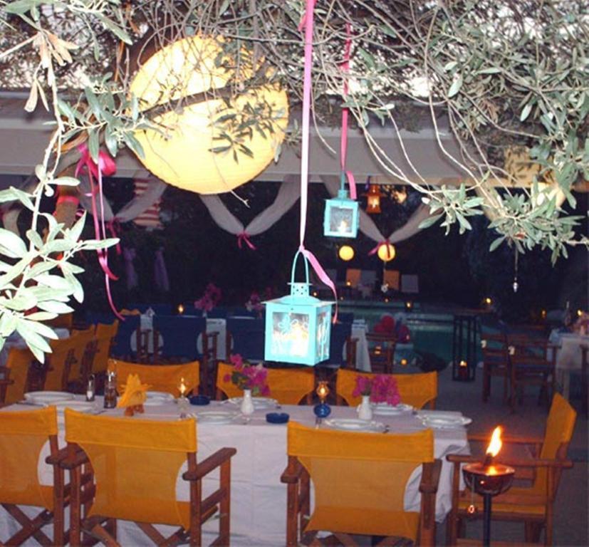 Villa Dolphins Hotel Poros