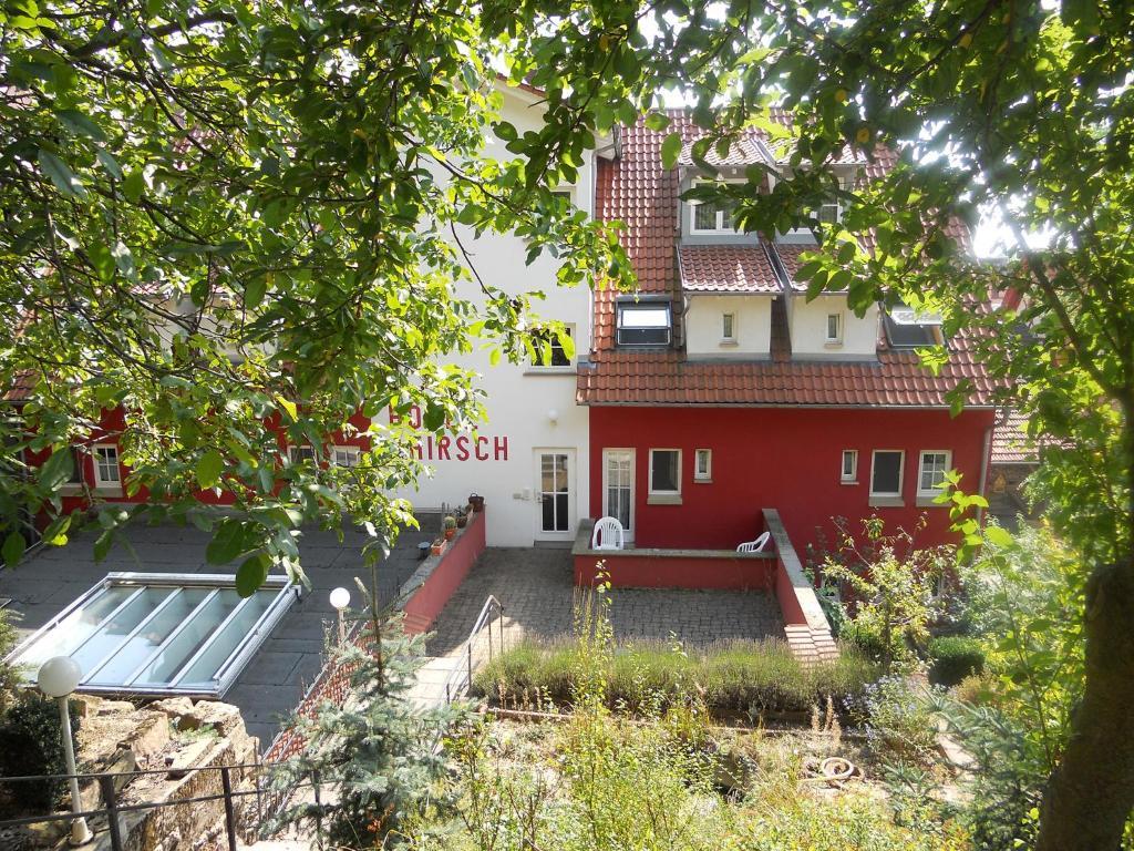 Hotel Küferschänke - Sinsheim - ViaMichelin: informatie en online ...