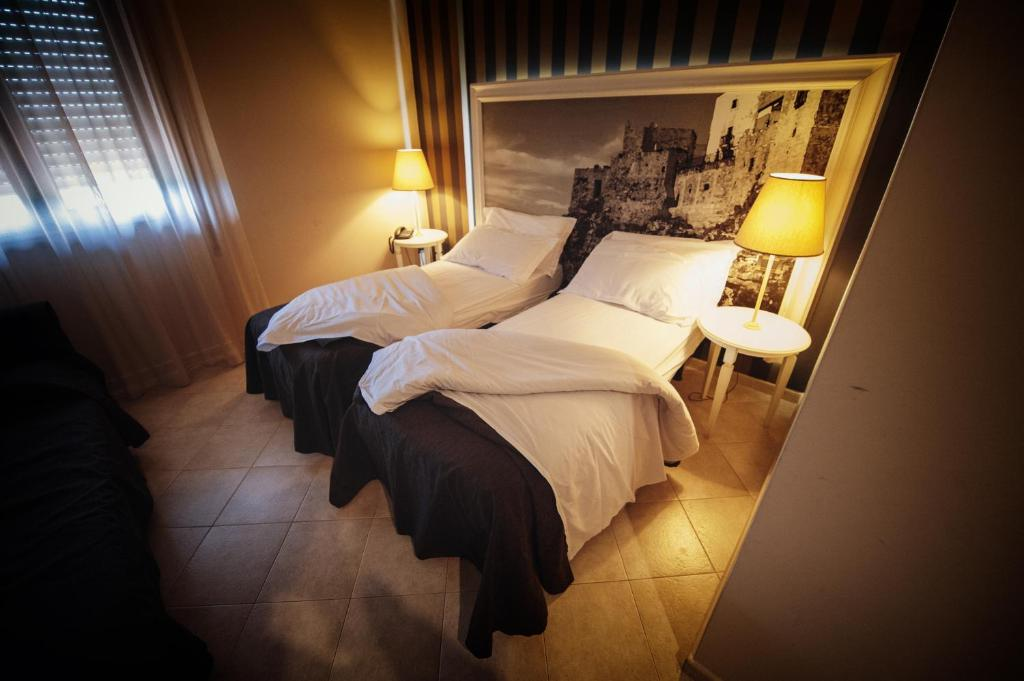 Classic Single Room Hotel Gran Paradiso