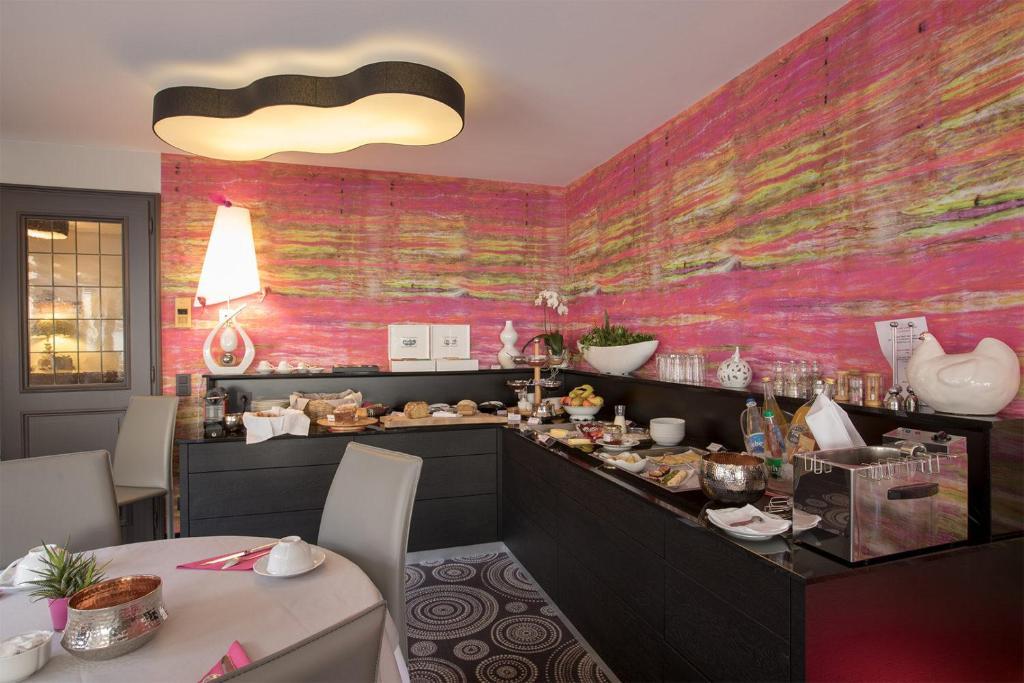 Restaurants Logis France Rouffach