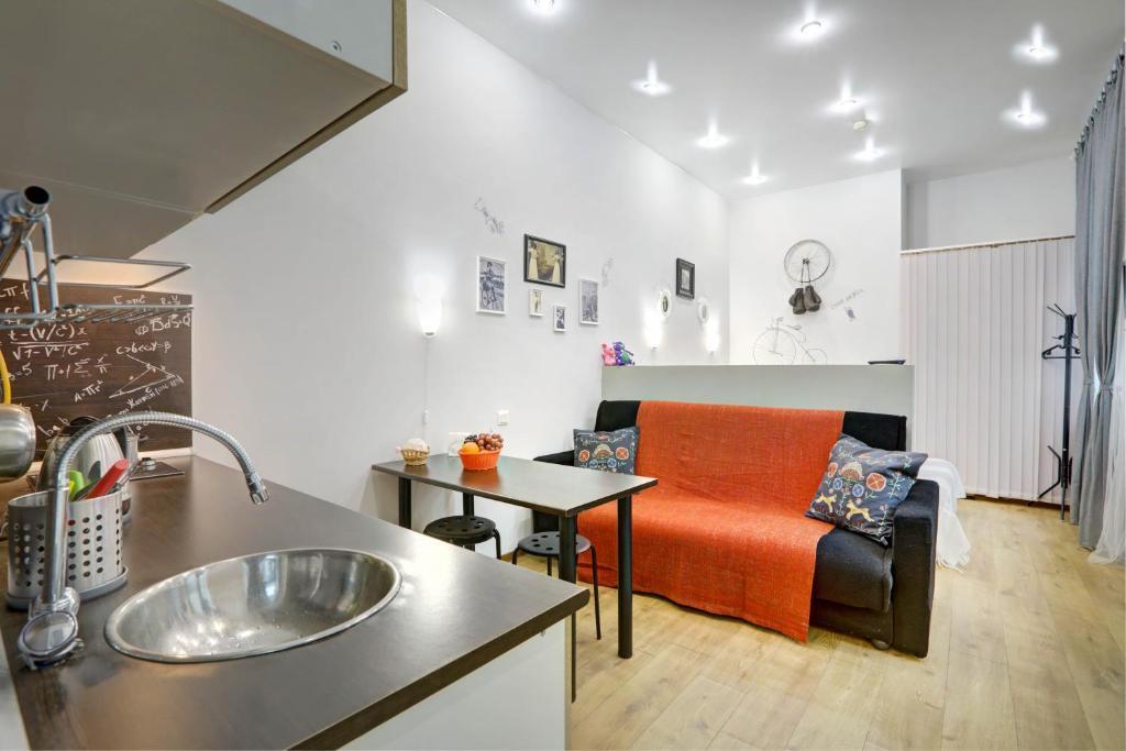 Apartments Logic Hall