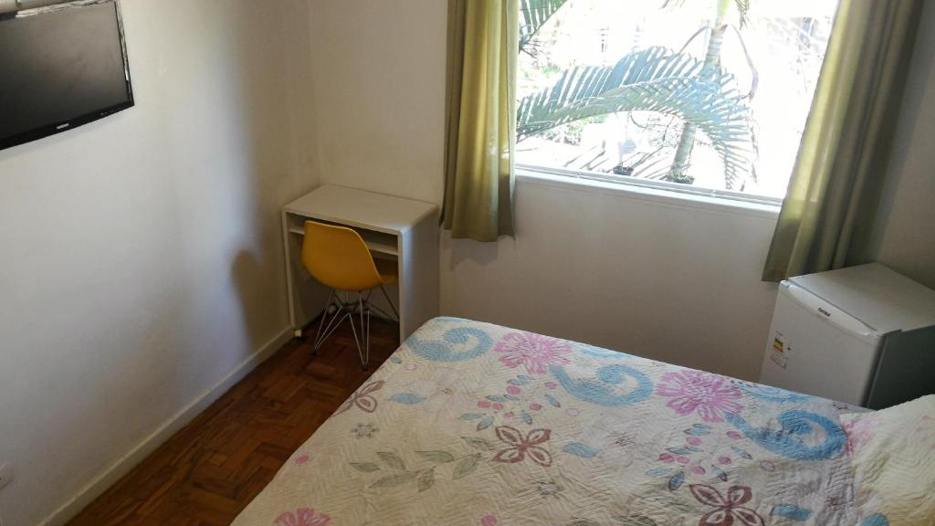 Double Room with Shared Bathroom and Minibar