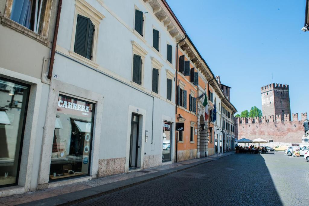 Carrera Home Appartamenti Verona - Bike Hotel