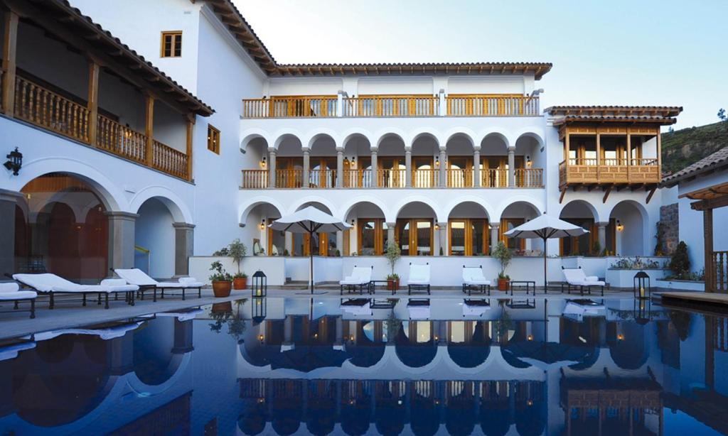 Palacio Nazarenas, A Belmond Hotel, Cusco