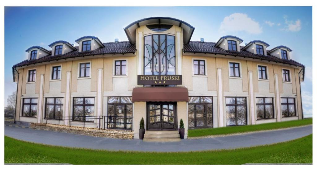 noclegi Orneta Hotel Pruski