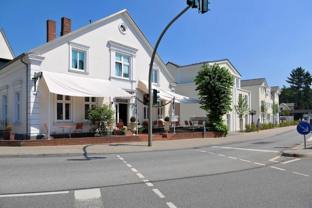 Hotel Behrmann Blankenese Hamburg