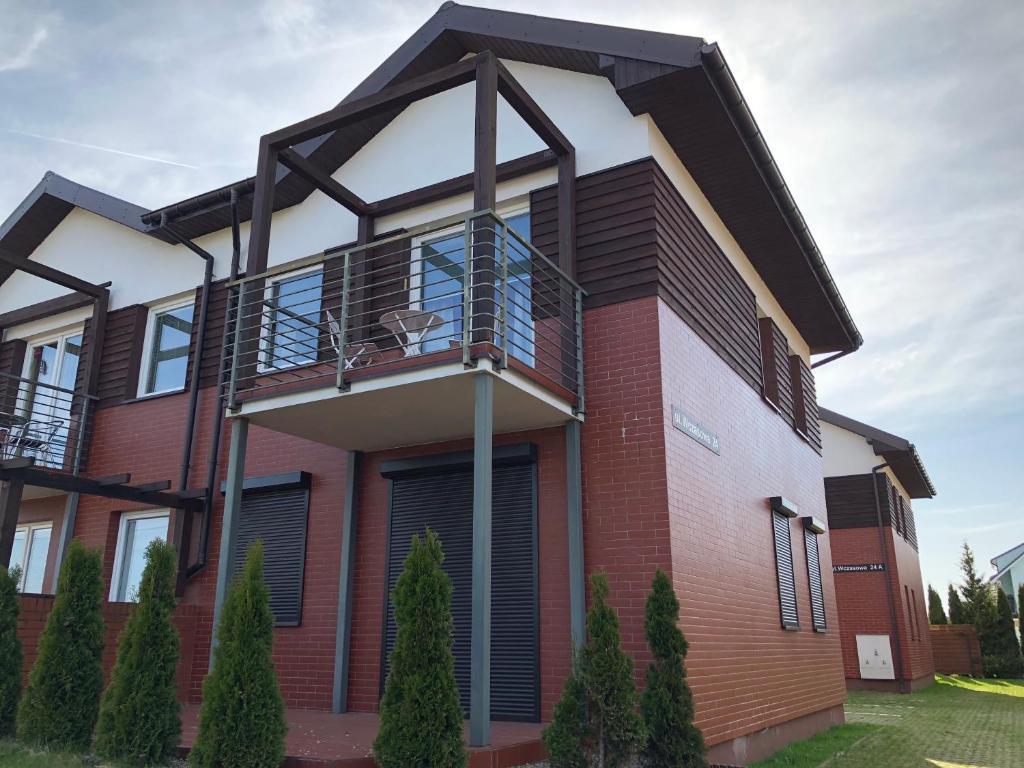 noclegi Sarbinowo Apartament Vacanza