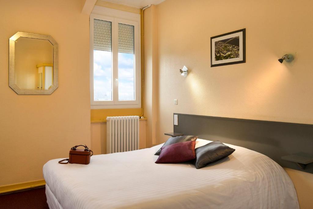 logis h tel des ch teaux de la loire r servation gratuite sur viamichelin. Black Bedroom Furniture Sets. Home Design Ideas