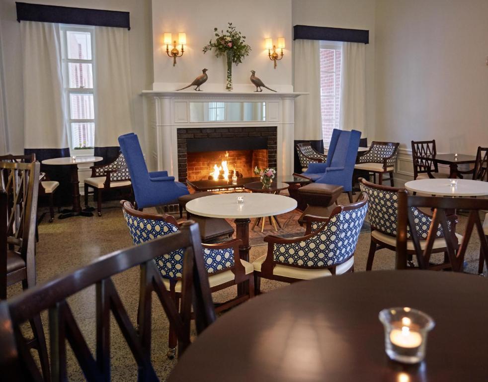 Stonewall Jackson Restaurant Staunton Va