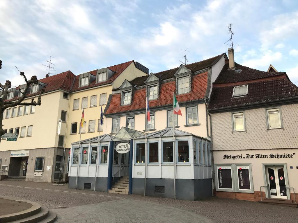 Hotel Mainzer Hof Dieburg