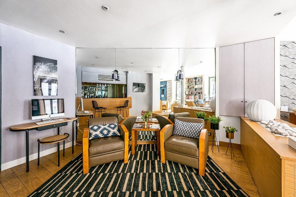 etoile park hotel neuilly sur seine viamichelin. Black Bedroom Furniture Sets. Home Design Ideas