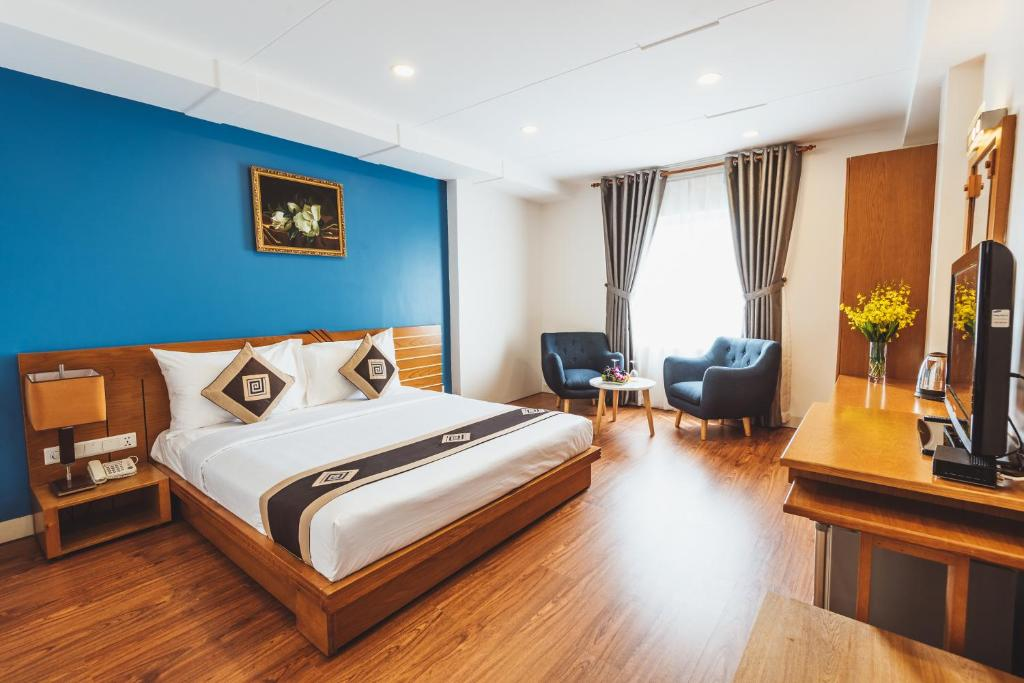 Ruby Saigon Hotel and Suites - Ben Thanh