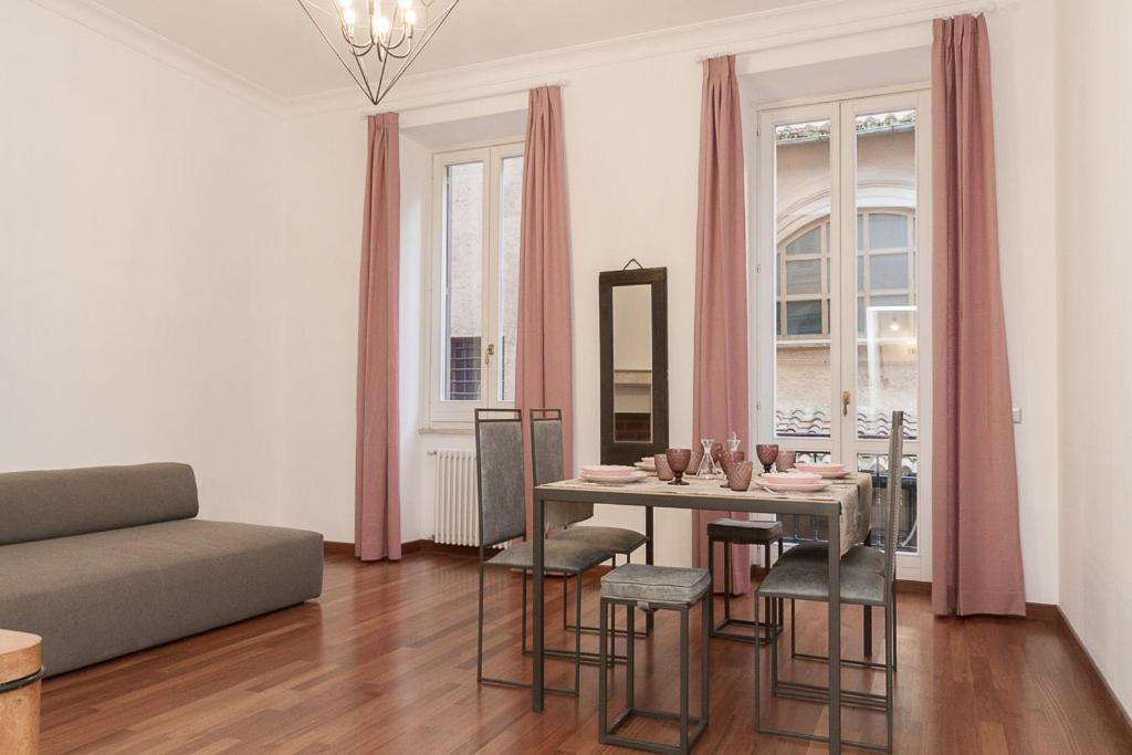 Babuino - Apartment with Gym