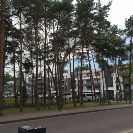 noclegi Pogorzelica Apartament Baltic Park