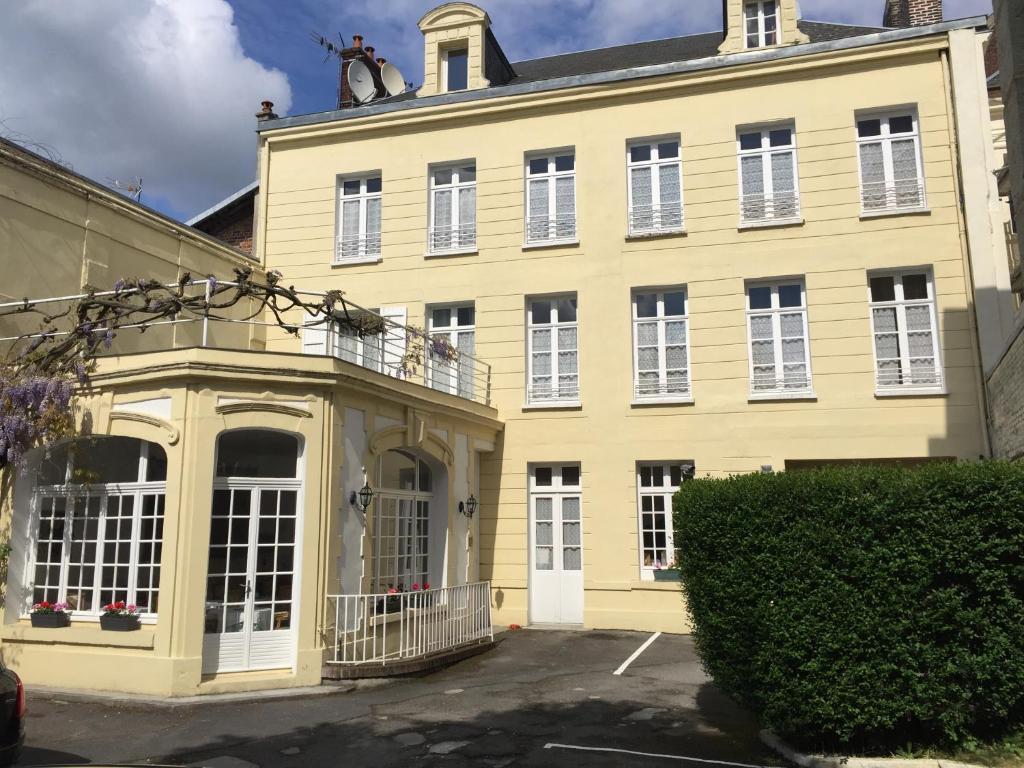 Hotel Memorial Saint Quentin