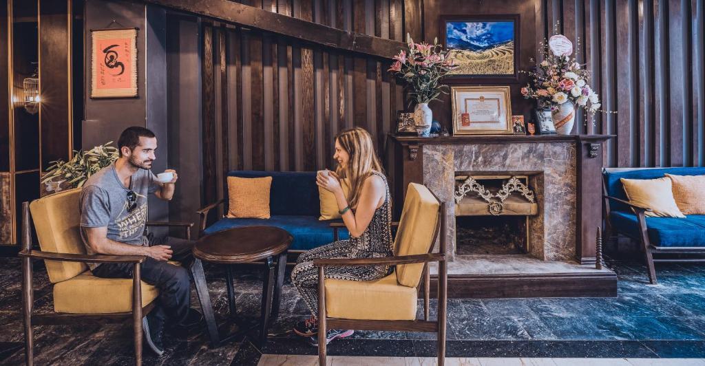 Nomadtrails Boutique Sapa Hotel