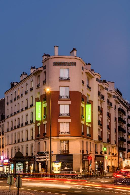 B And B Hotel Boulogne Billancourt