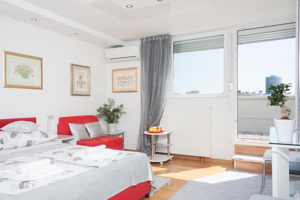Apartments with WiFi Zagreb - 15314