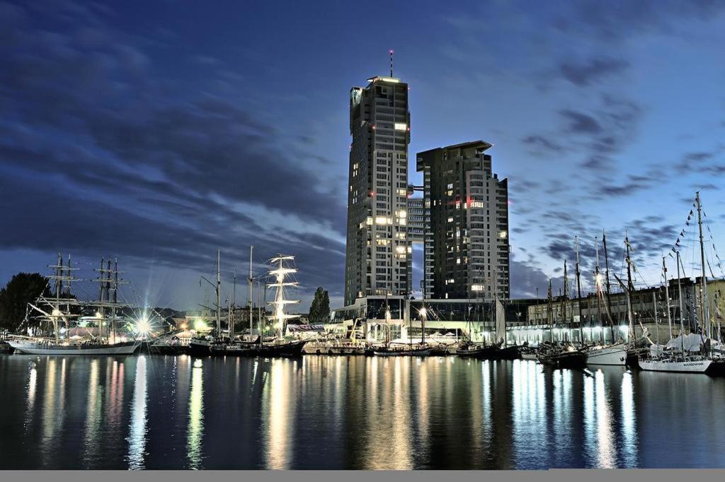 noclegi Gdynia Sea Towers Apartamenty