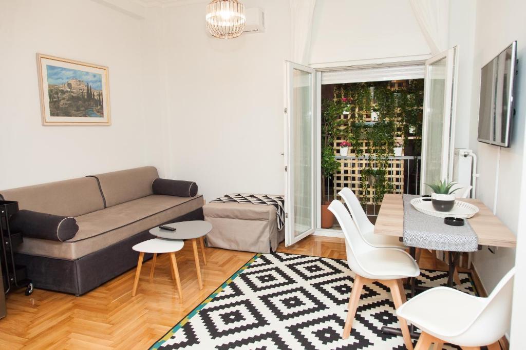 Luxury Apartment In Central Kolonaki