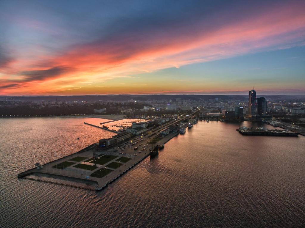 noclegi Gdynia Gdynia City Apartment
