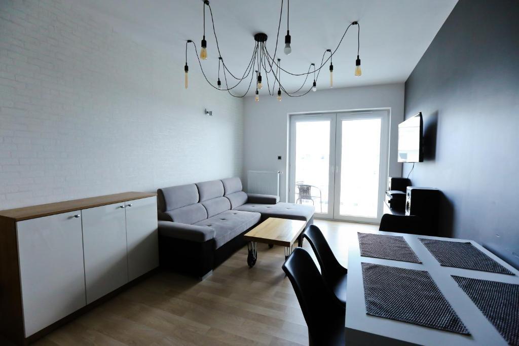 noclegi Gdańsk apartament do wynajęcia dla turystów 17 piętro widok na morze