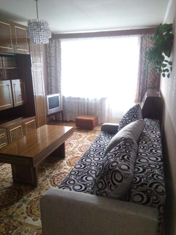 Apartment on Nesterova 4а