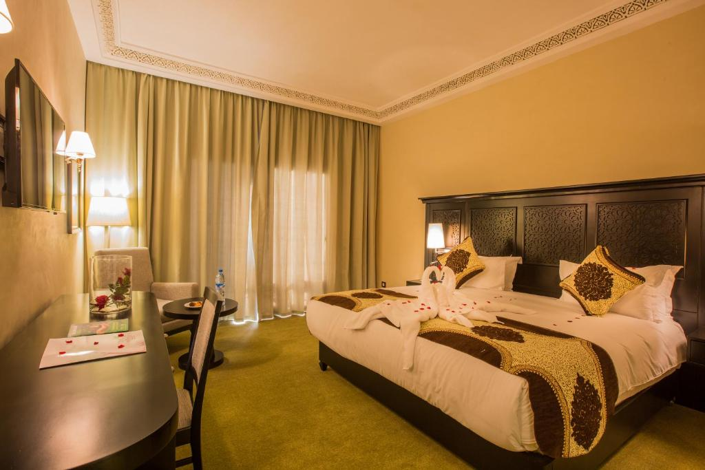 Hotel Riad Ennakhil Marrakech Avis