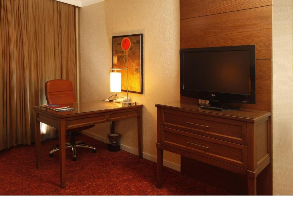 Deluxe Double or Twin Room Buyukhanli Park Hotel