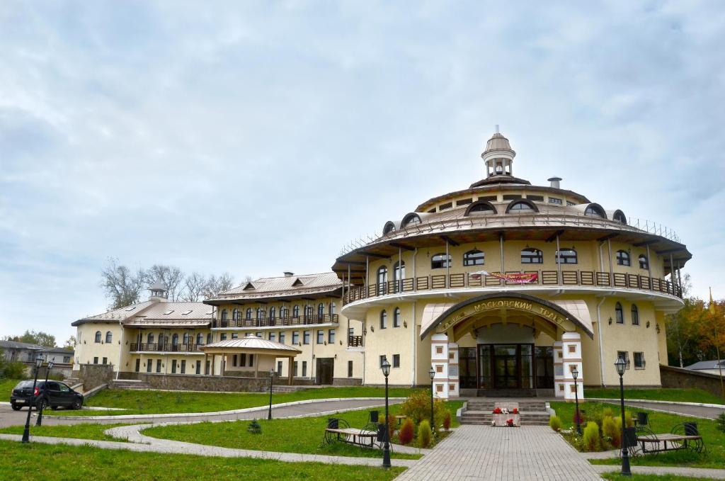 AZIMUT Hotel Rostov Veliky