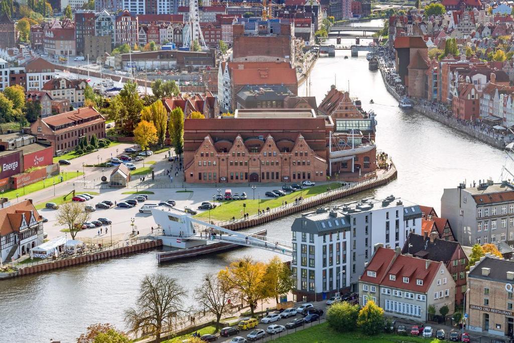 noclegi Gdańsk Aparthotel Grodzka 10