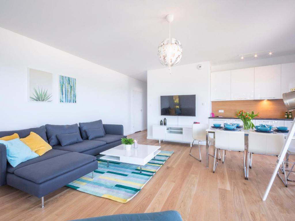 noclegi Mielno VacationClub - Przy Plaży Apartment 10