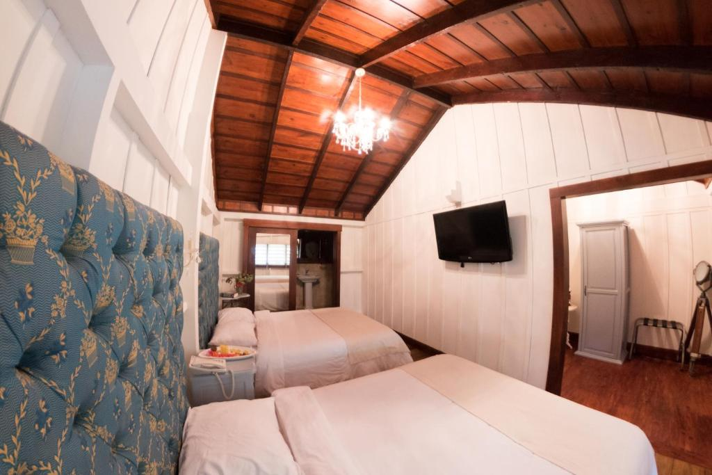 Standard Queen Room Hotel Finca Lerida Coffee Plantation and Boutique Hotel